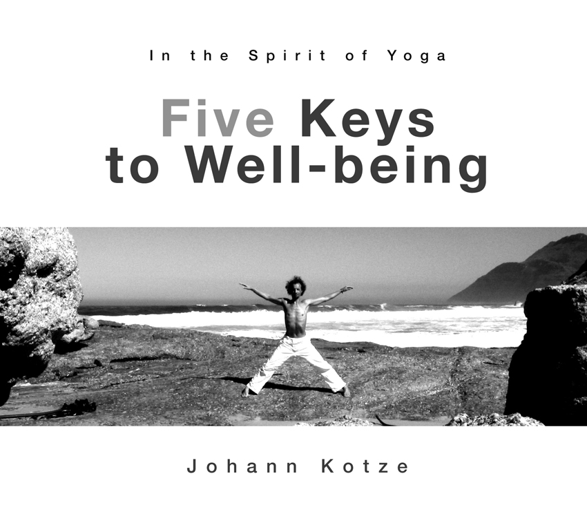 Five Keys Johann Kotze Music & Yoga Well-being