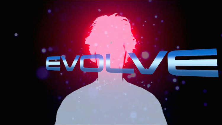 Evolve Consciousness Sound design