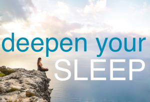 Relaxation to deepen your sleep